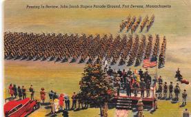 mil400223 - Military Post Card Old Vintage Antique Postcard