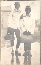min000025 - Minstrel Postcard Post Cards Old Vintage Antique