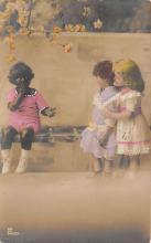 min000029 - Minstrel Postcard Post Cards Old Vintage Antique
