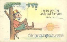 mky001034 - Monkey, Monkeys, Gorilla, Gorillas Postcard Postcards