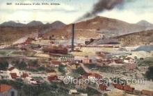 mng001055 - Old Dominion Works Globe, AZ, USA Postcard Post Cards Old Vintage Antique