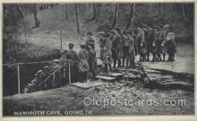 mng001078 - Mammoth Cave Mining Postcard Postcards