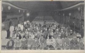 mng001082 - Mammoth Cave Mining Postcard Postcards