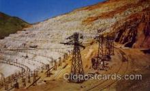 mng001103 - Bingham Copper Mine, Utah, USA Mining Postcard Postcards