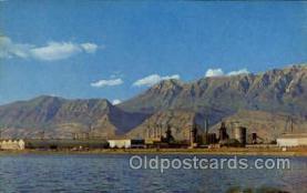 mng001104 - Columbia-Geneva Steel plant Mining Postcard Postcards