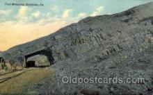 mng001155 - Coal stripping, Hazleton, PA, Pennsylvania, USA Mine, Mining, Postcard Postcards