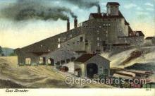 mng001157 - Coal breaker Mine, Mining, Postcard Postcards