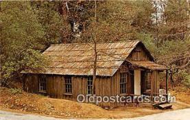 Marshalls Cabin