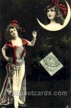 mon001004 - Moon Postcard Postcards
