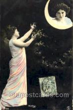mon001011 - Moon Postcard Postcards