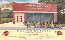Marion Roberts Motorclycle Co., Harley Davidson