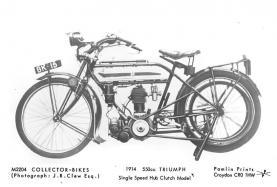 1914 550cc Triumph