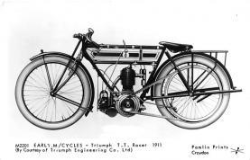 Triumph T.T. Racer 1911