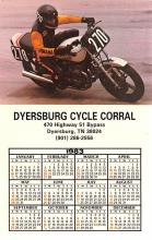 Dyersburg Cycle Corral 1983
