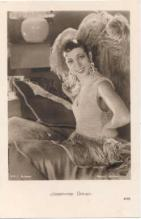 mov001034 - Josephine Baker Actor / Actress Postcard Post Card Old Vintage Antique