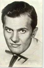 mov002029 - Pat Boone Actor / Actress Postcard Post Card Old Vintage Antique