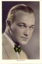mov002030 - William Boyd Actor / Actress Postcard Post Card Old Vintage Antique