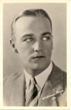 mov002031B - William Boyd Actor / Actress Postcard Post Card Old Vintage Antique