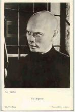 mov002045 - Yul Brenner Actor / Actress Postcard Post Card Old Vintage Antique