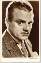mov003003 - James Cagney Actor / Actress Postcard Post Card Old Vintage Antique