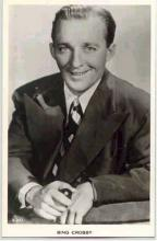 mov003038 - Bing Crosby Actor / Actress Postcard Post Card Old Vintage Antique