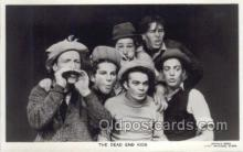 mov004012 - The Dead End Kids Actor / Actress Postcard Post Card Old Vintage Antique
