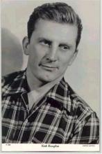 mov004017 - Kirk Douglas Actor / Actress Postcard Post Card Old Vintage Antique