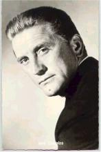 mov004018 - Kirk Douglas Actor / Actress Postcard Post Card Old Vintage Antique