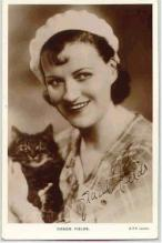 mov006008 - Gracie Fields Actor / Actress Postcard Post Card Old Vintage Antique Movie Star
