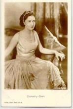 mov007029 - Dorothy Gish Actor / Actress Postcard Post Card Old Vintage Antique Movie Star