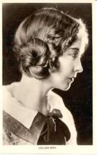 mov007046 - Lillian Gish Actor / Actress Postcard Post Card Old Vintage Antique Movie Star