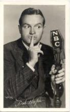 mov008045 - Bob Hope Actor / Actress Postcard Post Card Old Vintage Antique Movie Star