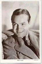 mov008047 - Bob Hope Actor / Actress Postcard Post Card Old Vintage Antique Movie Star