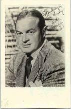 mov008048 - Bob Hope Actor / Actress Postcard Post Card Old Vintage Antique Movie Star