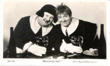 mov011015 - Fra Diavolo, Laurel & Hardy Actor / Actress Postcard Post Card Old Vintage Antique Movie Star