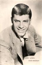 mov011030 - Jerry Lewis Actor / Actress Postcard Post Card Old Vintage Antique Movie Star