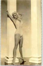mov012006 - Jayne Mansfield Actor / Actress Postcard Post Card Old Vintage Antique Movie Star