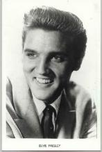 mov015011 - Elvis Presley Actor / Actress Postcard Post Card Old Vintage Antique Movie Star
