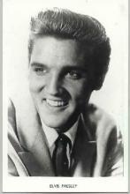 mov015011 - Elvis Presley Actor / Actress Postcard Post Card Old Vintage Antique Movie Star