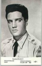 mov015012 - Elvis Presley Actor / Actress Postcard Post Card Old Vintage Antique Movie Star