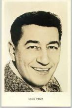 mov015017 - Louis Prima Actor / Actress Postcard Post Card Old Vintage Antique Movie Star