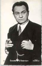 mov016011 - Edward G. Robinson Actor / Actress Postcard Post Card Old Vintage Antique Movie Star