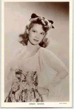 mov017006 - Dinah Shore Actor / Actress Postcard Post Card Old Vintage Antique Movie Star