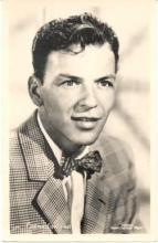 mov017009 - Frank Sinatra Actor / Actress Postcard Post Card Old Vintage Antique Movie Star