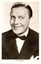 mov115001 - Jack Benny Actor / Actress Postcard Post Card Old Vintage Antique Movie Star