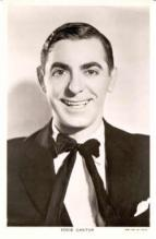 mov185002 - Eddie Cantor Actor / Actress Postcard Post Card Old Vintage Antique Movie Star