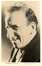 mov315001 - Jimmy Durante Actor / Actress Postcard Post Card Old Vintage Antique Movie Star