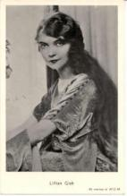 mov420001 - Lillian Gish Actor / Actress Postcard Post Card Old Vintage Antique Movie Star