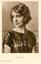 mov420004 - Lillian Gish Actor / Actress Postcard Post Card Old Vintage Antique Movie Star