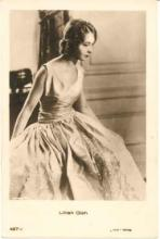 mov420024 - Lillian Gish Actor / Actress Postcard Post Card Old Vintage Antique Movie Star